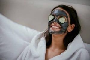 Use a mask