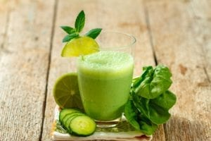 CUCUMBER AND CHAYOTE JUICE
