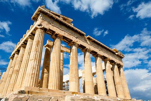 A Greek Retreat-Woke up in the Amazing place