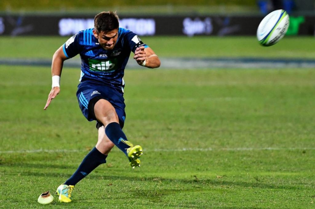 The Rugby season opener produces-Blues Thriller