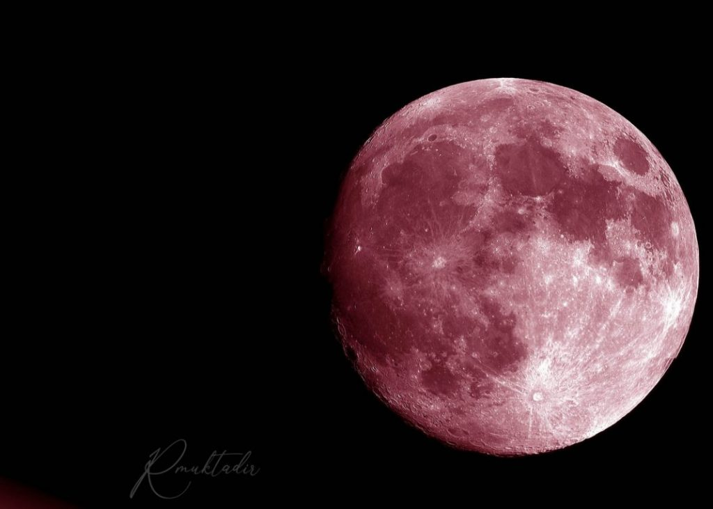 Strawberry Moon 2020