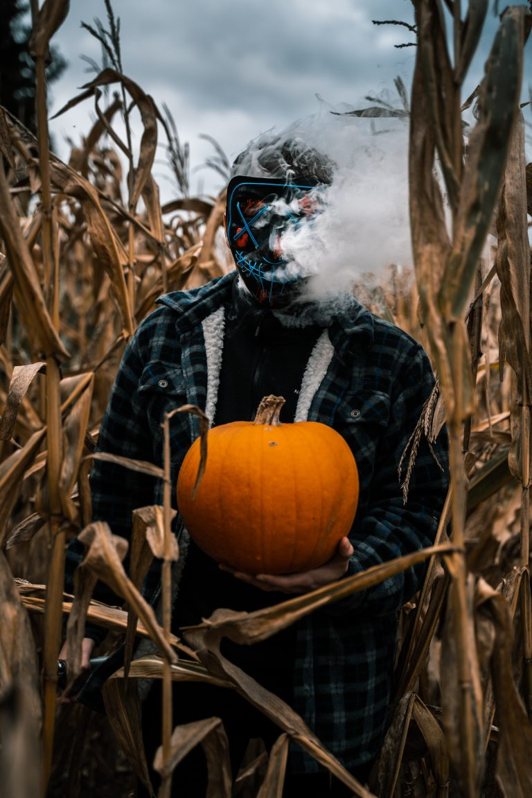Add the right masks in your costumes: Halloween is the one time of year it's easy to get kids to wear masks. But typically, the mask that comes with their costumes doesn't offer sufficient protection against the coronavirus. With a plastic mask that covers the face but doesn't prevent respiratory droplets — the kind that can transmit the coronavirus — from getting in or out. Children can wear these costume masks but only if they also put on a COVID-19 protective face covering underneath or on top. Another choice of mask that is both decorative and protective — you'll probably see lots of them this year. Be sure any mask you purchase has at least two layers of cotton and fits snugly over the mouth and nose. Keep Social Distance while distributing candy This year, it will be a better idea to place your candy outside instead of keeping the candy inside home so kids can pick it up without any close interaction with you. You can make packs with candies and be creative instead of putting it in a single bowl or making an adorable candy chute out of 6 foot PVC pipe plus some cheesecloth, paint, glue and plastic skeleton decorations. Placing a candy in one end of the chute lets you stay away from the child, while she'll have great fun collecting her treat from the other end.