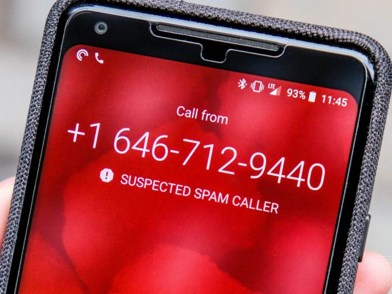 Be Aware about Phone Scammer