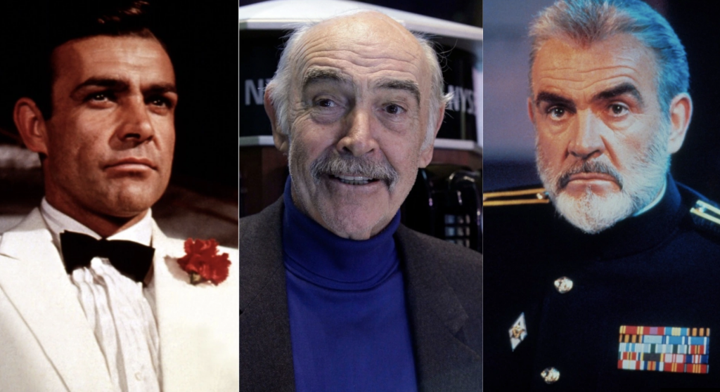 The Best 5 Films of Sean Connery