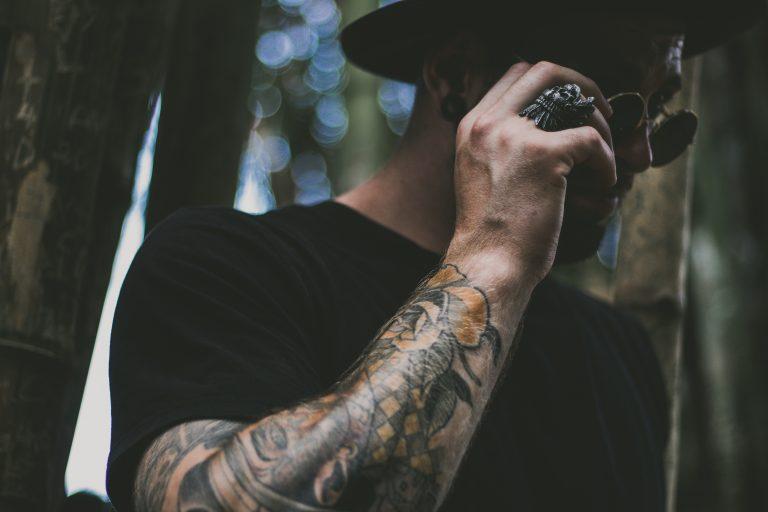 Tattoo Art Form
