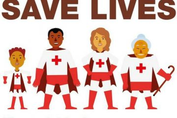 Save lives, be a real hero