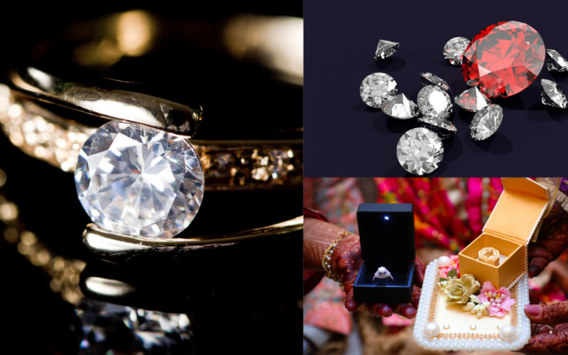 Market for Diamond is changing to positive