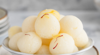 Rasgulla – The Sweet, Syrupy, and cheesy Indian sweet