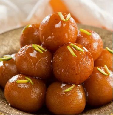 Gulab Jamun - The Sweetness of India.