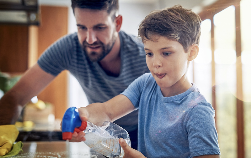 Make your kid Smart and confident
