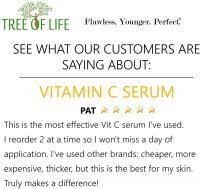 Vitamin C Serum For Face - Anti Aging Anti Wrinkle Facial Serum With Many Natural And Organic Ingredients - Paraben Free, Vegan - Best Vitamin C Serum For Skin - 1 Fl Oz