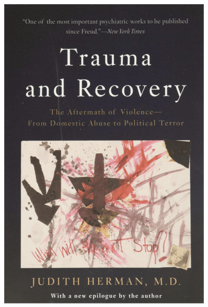 Trauma and Recovery: The Aftermath of Violence-