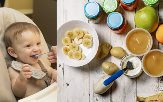 Whyyou ought toFeed Your Baby Organic Food
