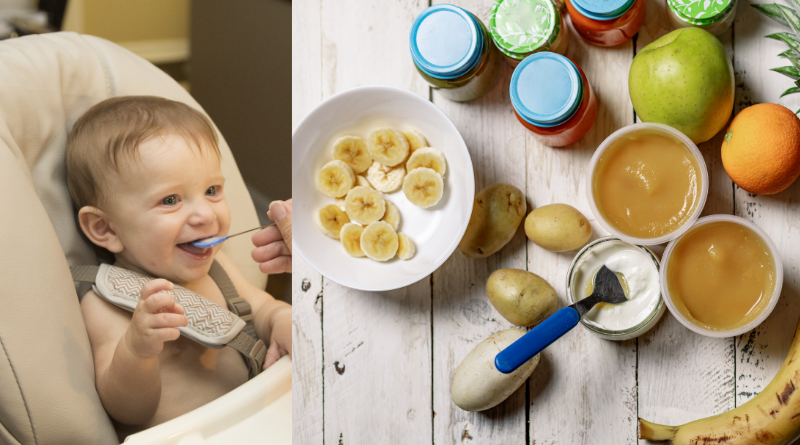 Why you ought to Feed Your Baby Organic Food