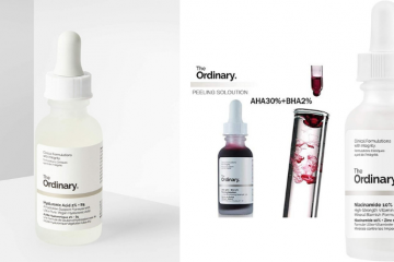 The Ordinary | Clinical Formulations with Integrity-Skin care