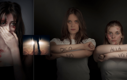 DOMESTIC VIOLENCE: THE UNTOLD SUFFERING OF WOMEN!