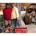 woman loses entire family to coronavirus