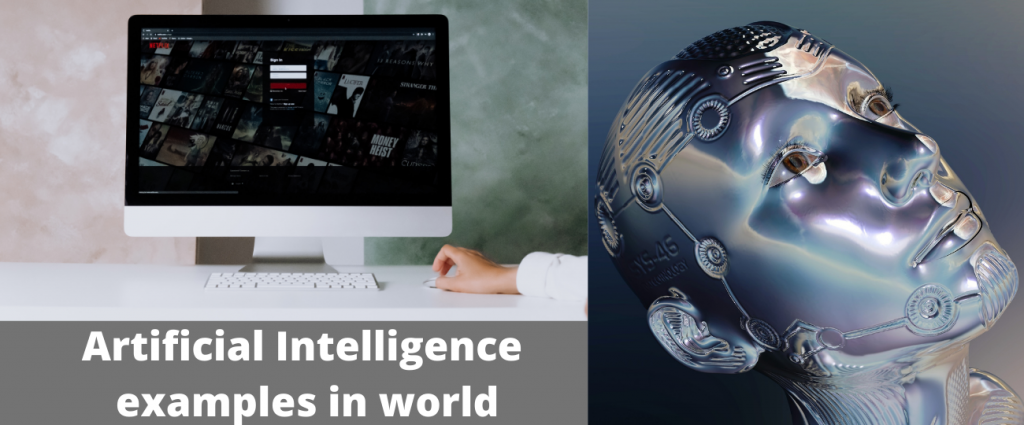 Artificial Intelligence examples in world