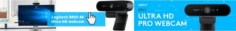 BRIO 4K Ultra HD webcam (1)