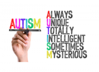 Autism- Always unique totally intelligent sometimes mysterious