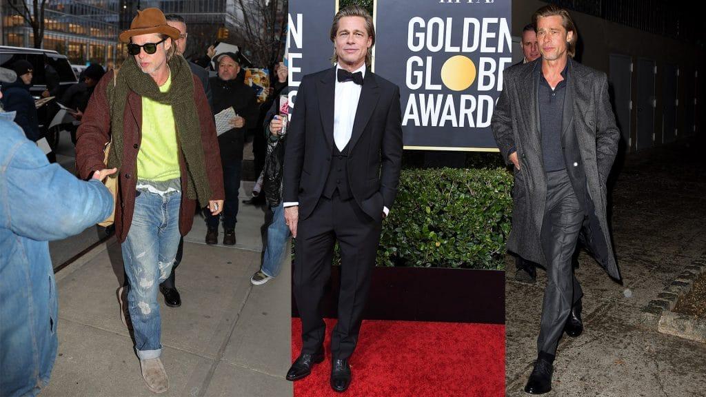 Brad Pitt Is Entering 2020