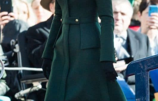 Why Kate Middleton Is the Queen of Coats