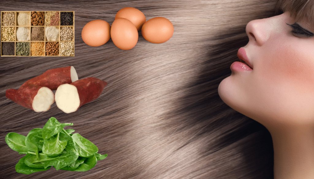 Top 10 foods for hair growth | Prevent Hair Loss | Health Tips