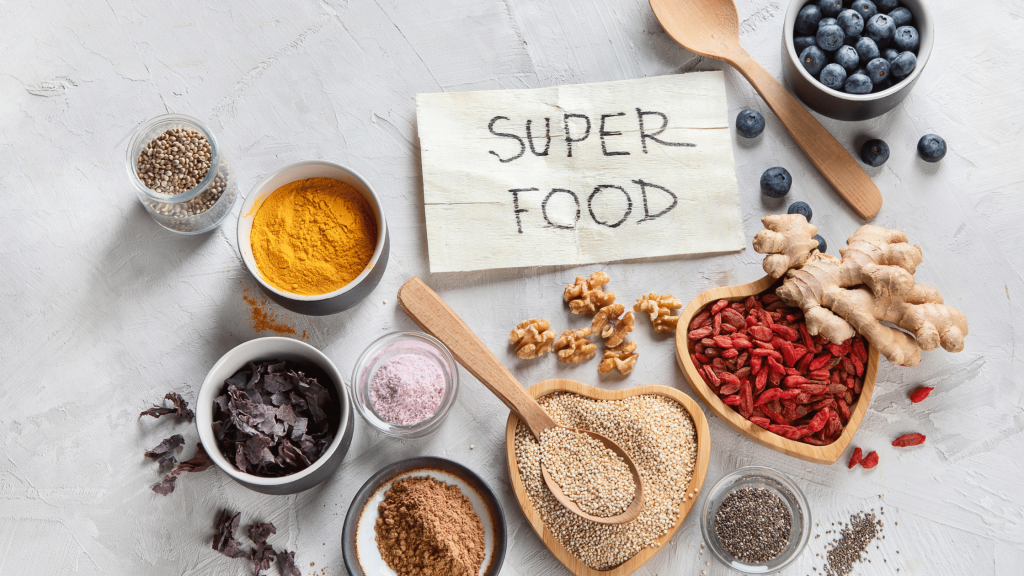 Superfoods, that will fight the Flu.