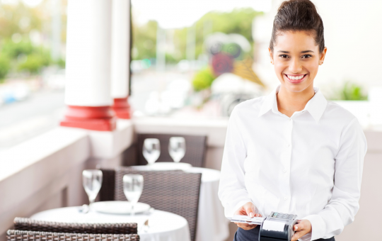 Restaurant Credit Card