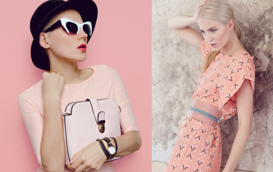 Pastels Dressing In A Girlish Style