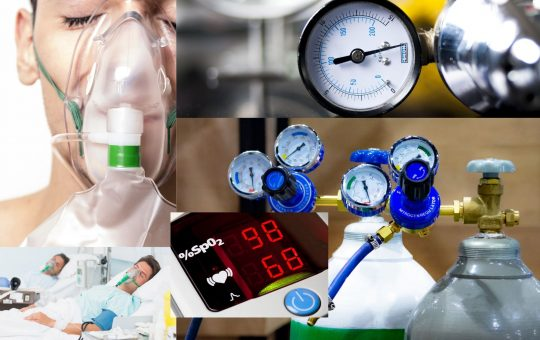 COVID-19 : Using oxygen cylinder or concentrator at home?