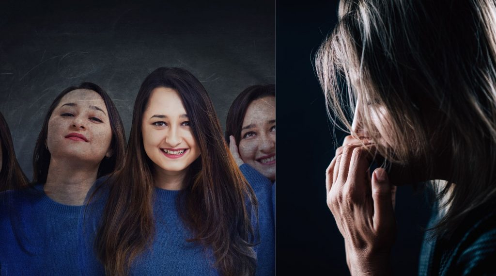 What are mental disorders? Mental disorders (or mental illnesses) are conditions that affect your thinking, feeling, mood, and behavior. They'll be occasional or long-lasting (chronic). they will affect your ability to relate to others and function every day . What are some sorts of mental disorders? There are many various sorts of mental disorders. Some common ones include Anxiety disorders, including anxiety disorder , obsessive-compulsive disorder, and phobias Depression, manic depression , and other mood disorders Eating disorders Personality disorders Post-traumatic stress disorder Psychotic disorders, including schizophrenia What causes mental disorders? There is no single cause for mental disease . variety of things can contribute to risk for mental disease , such as Your genes and case history Your life experiences, like stress or a history of abuse, especially if they happen in childhood Biological factors like chemical imbalances within the brain A traumatic brain injury A mother's exposure to viruses or toxic chemicals while pregnant Use of alcohol or recreational drugs Having a significant medical condition like cancer Having few friends, and feeling lonely or isolated Mental disorders aren't caused by character flaws. they need nothing to try do with being lazy or weak.